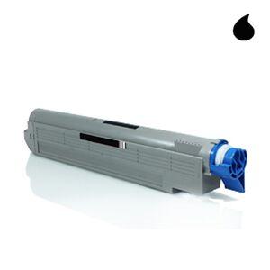 Oki C5650/C5750 Toner svart Kompatibel 8000 sider