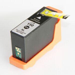 Lexmark 150 XL BK blekkpatron - 14N1614E Kompatibel - Svart 28 ml
