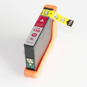 Lexmark 150 XL M blekkpatron - 14N1616E Kompatibel - Magenta 15 ml