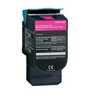 Lexmark C540H1MG Toner Magenta kompatibel 2000 sider