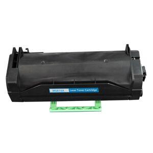 Lexmark MS810A Toner svart Kompatibel 6000 sider