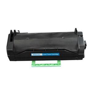 Lexmark MX810A Toner svart Kompatibel 6000 sider