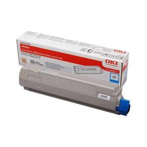 Oki MC 860 C lasertoner - 44059211 Original - Cyan 10000 sider
