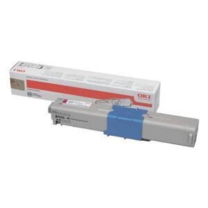 Oki C 510/530 M lasertoner - 44469723 Original - Magenta 5000 sider