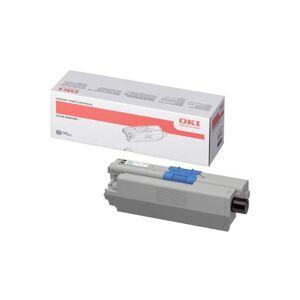 Oki C 510/530 BK lasertoner - 44469804 Original - Svart 5000 sider