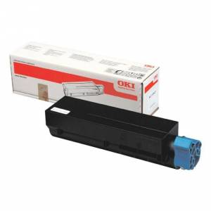 Oki B 411/431 BK lasertoner - 44574702 Original - Svart 3000 sider