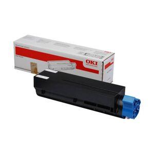 Oki B 431 BK lasertoner - 44917602 Original - Svart 12000 sider