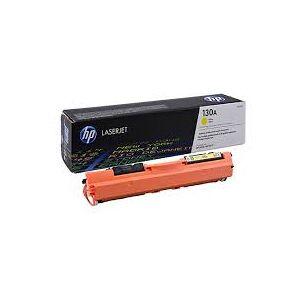 HP 130A Lasertoner - CF352A Original - Gul 1000 sider