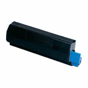 Oki C3200 BK Lasertoner - 42804540 kompatibel - Svart 3000 sider