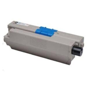 Oki C332/MC363 BK Lasertoner - 46508712 kompatibel - Svart 3500 sider