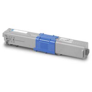 Oki C332/MC363 C Lasertoner - 46508711 kompatibel - Cyan 3000 sider