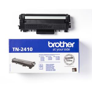 Brother TN 2410 BK Lasertoner - TN2410 Original - Svart 1200 sider