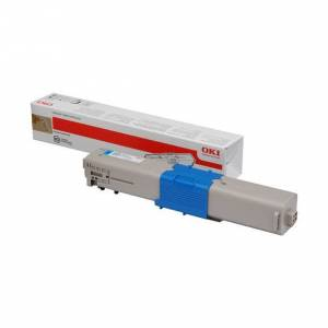 Oki C 301/321 C lasertoner - 44973535 Original - Cyan 1500 sider