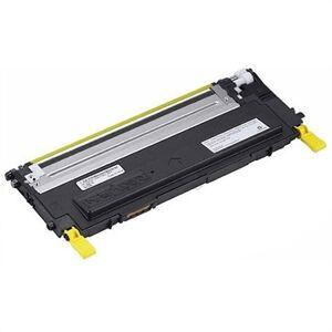 Dell 1235 CN Toner 593-10496 - Gul