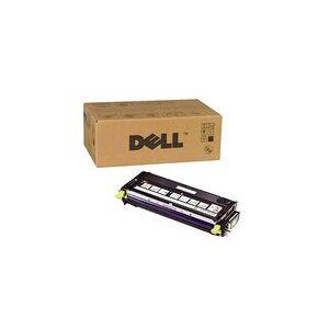 Dell Toner DELL C3130CN High Capacity 9K gul