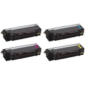 Yaha HP Color LaserJet 3550 N Yaha Toner Rainbowkit Sort/Cyan/Magenta/Gul (6.000/3x4.000 sider) Y12085RB1