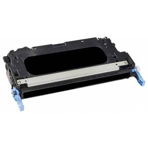 Yaha HP Color LaserJet 3800 N Yaha Toner Sort (6.000 sider), erstatter HP Q6470A/Canon 1660B002 Y12254