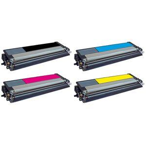 Yaha Brother MFC-9560 CDW Yaha Toner Rainbowkit Sort/Cyan/Magenta/Gul (2.500/3x1.500 sider) Y15454RB