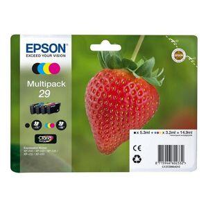 Epson Bläckpatron EPSON 29 svart och färg
