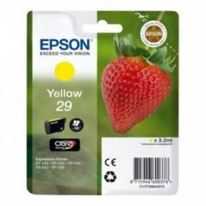 Epson Original bläckpatron Epson C13T298440 Gul