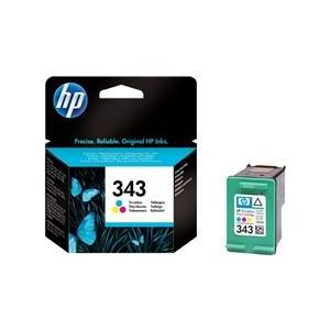 HP 343 Tri-Colour - C8766EE#301
