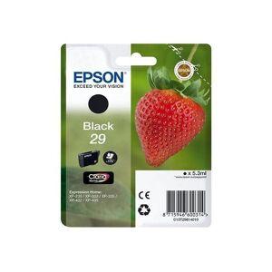 Epson Bläckpatron EPSON 29 svart