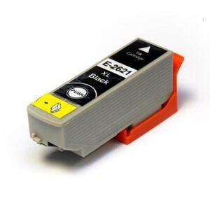 Epson Kompatibel till Epson 26XL T2621 Svart, kompatibel bläckpatron 22 ml