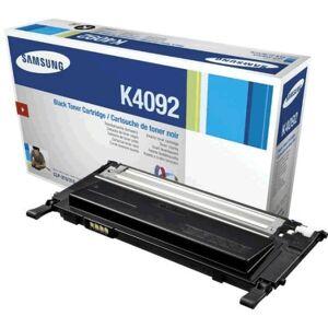 Samsung CLT-K4092S/ELS, Svart Laser toner, Original