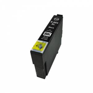 Epson 603 XL BK kompatibel bläckpatron (18,2 ml)