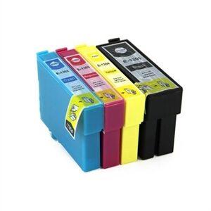 Epson Bläckpatron Epson Durabrite C13T1301401 - Svart färg