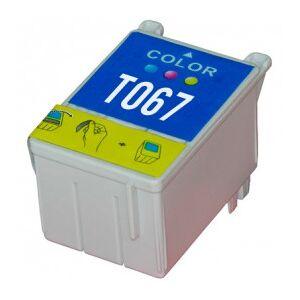 Epson T067 / Stylus c48 CMY bläckpatron - Kompatibel
