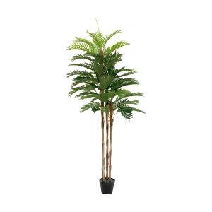 Palm Europalms Kentia palm tree, artificial plant, 180cm TILBUD NU