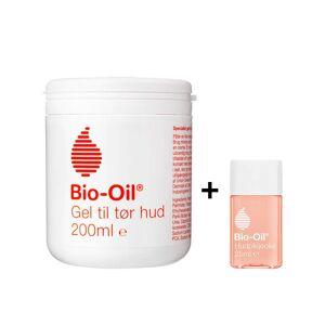 Bio-Oil Dry Skin Gel + gratis Bio-Oil