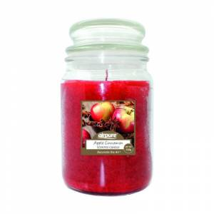 Apple Cinnamon Scented Candle 510 g Duftlys