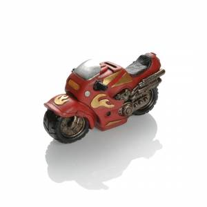 Booster Coinbox Motorbike 22RR