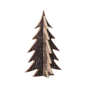 Bloomingville Ro koristepuu 35 cm Luonto  - Ruskea