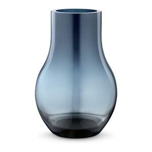 Jensen Georg Jensen Cafu Vase 30cm Blå Glass Georg Jensen