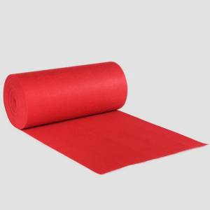 Newchic 40ftX3ft Large Red Carpet Wedding Aisle Floor Runner Hollywood Party Decoration