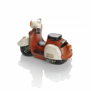 Booster Coinbox Scooter 14 Rød