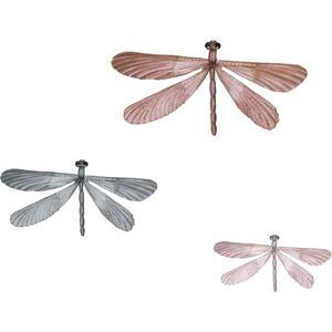 That's Mine Wallsticker Dragonflies 3-Pack