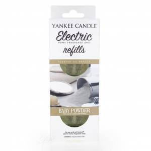 Yankee Candle Scent Plug Refills Baby Powder