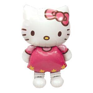 Amscan Folieballong Hello Kitty Airwalker
