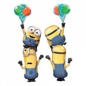 Amscan Folieballong Minions