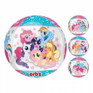 Amscan Folieballong My Little Pony Orbz