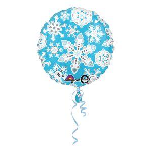 Amscan Folieballong Snöflingor