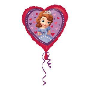 Amscan Folieballong Sofia Den Första Hjärta