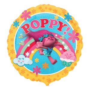 Amscan Folieballong Trolls Poppy