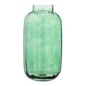 Bloomingville Vas Grön Glas 32 cm