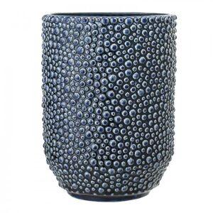 Bloomingville Vas Blå Stengods 20,5 cm