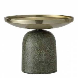 Bloomingville Ljusstake Grön Aluminium 10 cm
